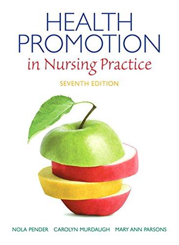 41Y7xMz5MmL - Health Promotion in Nursing Practice (2-downloads) (Health Promotion in Nursing Practice ( Pender))