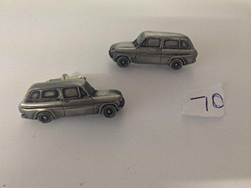 Ford Angia 105EEstate 3D-Boutons de manchette Homme-Classique-Bouton de manchette en étain effet ref70