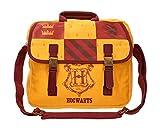 Harry Potter – Bolsa de transporte – Bolsa unisex – Logotipo de Hogwarts Gryffindor – 30 x 35 cm