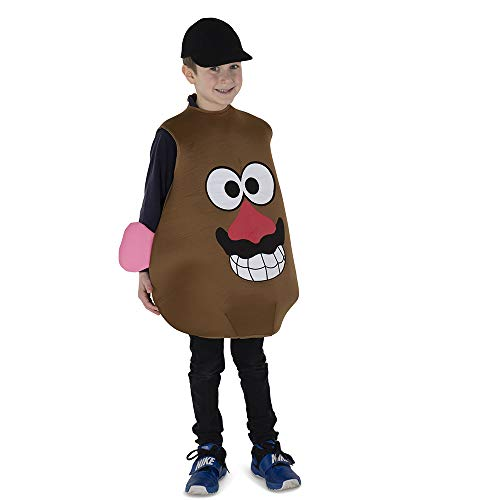 Dress Up America Mr. Potato Costume for Kids - Product Comes Complete with: Tunic and Hat