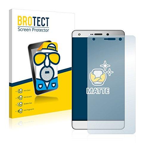 BROTECT 2X Entspiegelungs-Schutzfolie kompatibel mit Archos Diamond 2 Plus Bildschirmschutz-Folie Matt, Anti-Reflex, Anti-Fingerprint