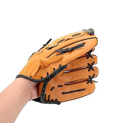 SYMu アウトドアスポーツチームのために12.5inch / 11.5inch / 10.5inch野球グローブ軟式野球左手グローブ (Size : 11.5 inch)
