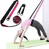 JJunLiM Yoga Ballet Leg Stretching Strap Back Bend Assist Trainer,Improve Back and Waist...