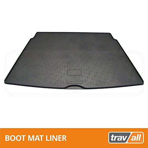 Travall/® Liner TBM1040 Tapis de Coffre en Caoutchouc sur Mesure