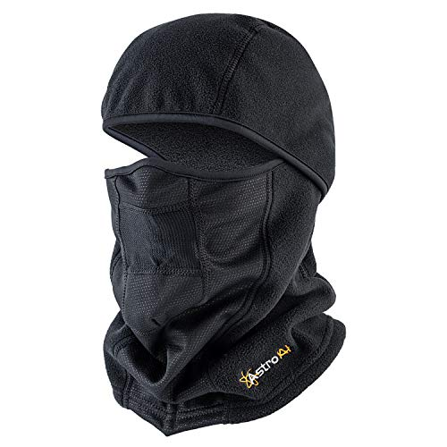 AstroAI Ski Mask Balaclava for Men & Women Windproof Breathable Face Mask for Cycling Motorcycle...