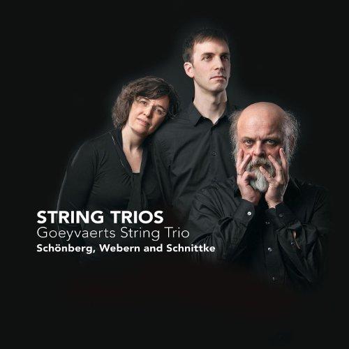 String Trio Op. 20: Sehr Getragen Und Ausdrucksvoll – Zart Bewegt