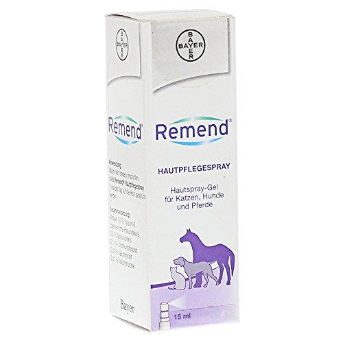 REMEND Hautpflegespray f.Hund/Katze/Pferd 15 ml