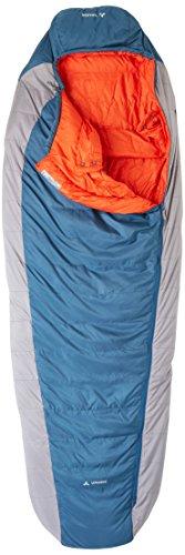 VAUDE Cheyenne 500 Saco de Dormir, Unisex Adulto, Azul (Baltic Sea), Talla única
