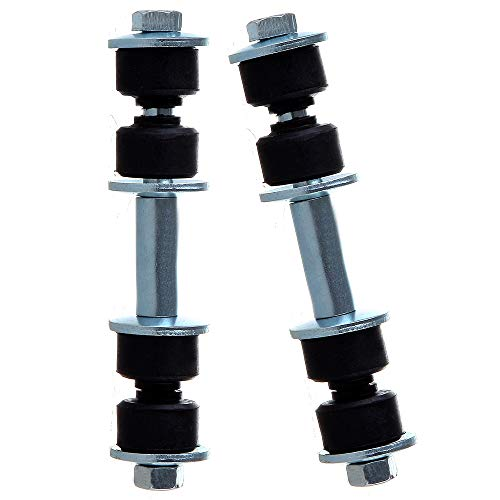 AUTOMUTO Replacement Parts Rear Sway Bar End Links fit for Dodge Colt D50 Ram 50 Ford Escort Probe Jeep Compass Patriot Mercury racer Mitsubishi Mighty Max Plymouth Arrow Pickup Toyota Pickup