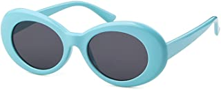 نظارات شمسية من GIFIORE Clout نظارات شمسية للنساء والرجال نظارات شمسية بيضاء ريترو كوبان 60s