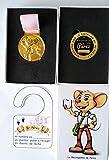 Pack Moneda Dorada y Medalla ratón Pérez.