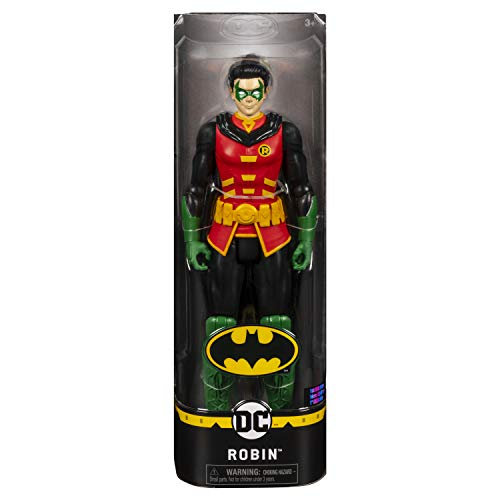 BATMAN - Figura de acción de Robin de 30,5 cm