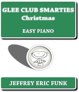Glee Club Smarties Christmas: Easy Piano