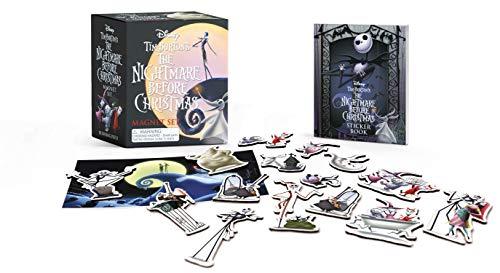 Tim Burton's The Nightmare Before Christmas Magnet Set (Rp Minis)