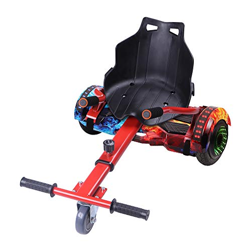 Kart ajustable para scooter eléctrico inteligente, para todos los hoverboards convertirse auto equilibrio, scooter Go Kart Hover Kart accesorio