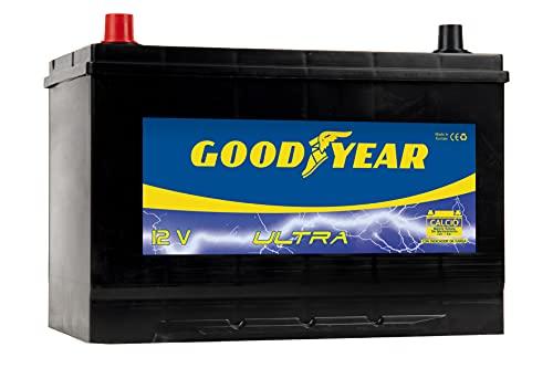 GOODYEAR GODGR600033073 Batterie 12 V, 100Ah 750A +I