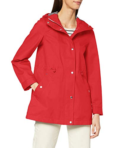 Joules Tom Damen Shoreside Regenjacke, Red, 16
