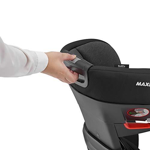 MAXI-COSI(マキシコシ)ISOFIX・シートベルト固定両対応RodifixAirProtectロディフィックスエアプロテクトオーセンティックブラック3歳半~(保証付き)QNY8824671120
