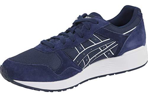 ASICS Herren Lyte-Trainer Sneaker, Blau (Navy 1203a004-401), 42 EU