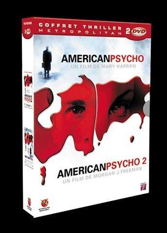 American Psycho 1 & 2 [Francia] [DVD]