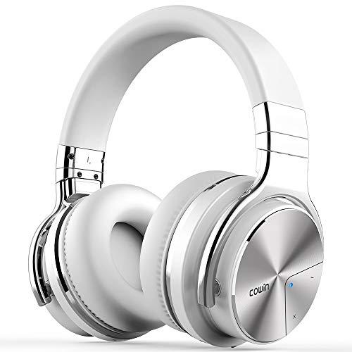 WLiu Headsets Best Gaming Headphones Anti-Noise Mic Ergonomic Memory Foam Earmuff Heavy Bass Wireless Headset