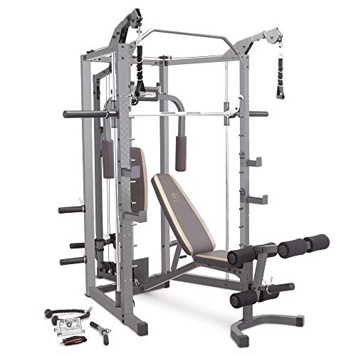 Marcy Combo Smith Compact Home Gym