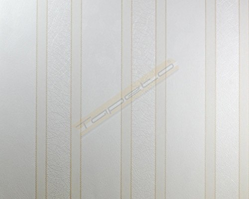 Tapete Marburg SUPROFIL VLIES Design 50751 weiß