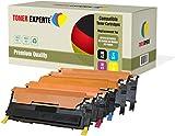 Pack de 5 TONER EXPERTE® Compatibles Cartuchos de Tóner Láser para Samsung CLP-310, CLP-310N, CLP-315, CLP-315W, CLX-3170, CLX-3170FN, CLX-3170FW, CLX-3175, CLX-3175FN, CLX-3175FW, CLX-3175N