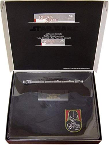 Episode I Darth Maul Double Lightsaber .45 Scaled Replica Collector