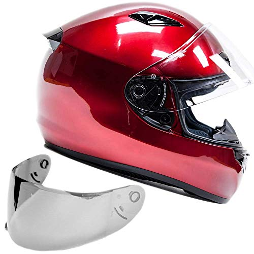 Snell M2015 Approved Full Face Motorcycle Helmet