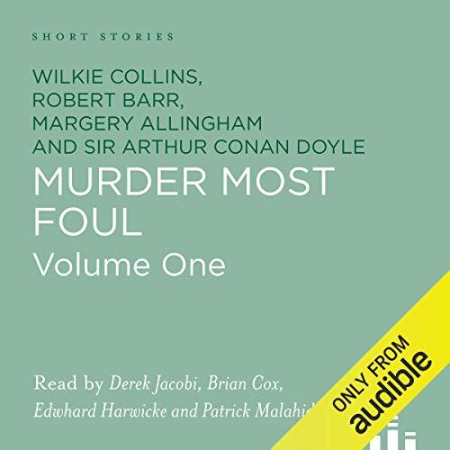 Murder Most Foul, Volume 1 cover art