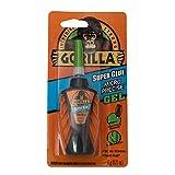 Gorilla 103859 Micro Precise Super Glue Gel, 1-Pack, Clear