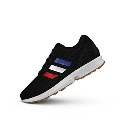 adidas Hombre ZX Flux Zapatillas Negro, 40 2/3