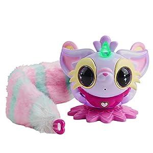 Pixie Belles Wowwee-Mascota interactiva Fingerlings Layla (3929), Multicolor