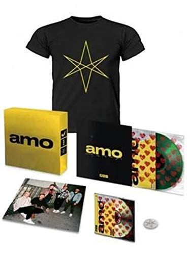 amo (Box,col.Vinyl,T-Shirt,PIN,Insert,CD)
