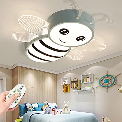 Regulable LED Lámpara De Techo Para Habitación De Niños Dibujos Animados Con Control Remoto Dormitorio Cocina Iluminación Interior Araña De Acrílico Sala De Estar Jardín Baño Estudio Lámpara (