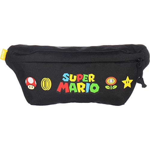 Levis x Super Mario Banana Sling Bag Black