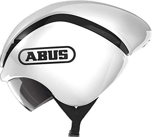 ABUS GameChanger TT Zeitfahrhelm - Aerodynamischer Fahrradhelm mit optimalen Ventilationseigenschaften für Damen und Herren - 87892 - Moviestar Team Edition, Größe M