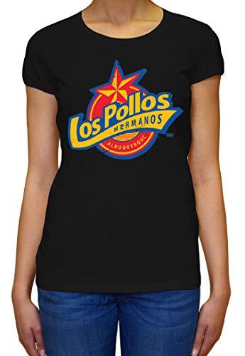 ShutUp Co. Los Pollos Hermanos Camiseta para Mujer