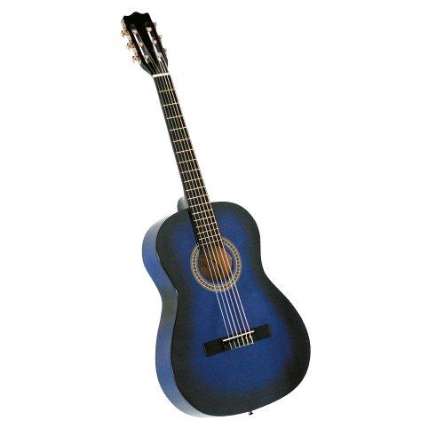 MSA C - Guitarra acústica, Hals blau