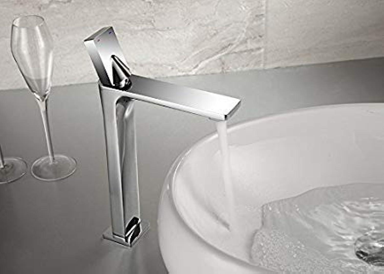 YEYEIG Taps Taps Drehen Wasserhahn Wasser Bad Wasserhahn Küche Schwenkhahn Hot and Cold Mischbatterien Basin Sink Wasserhahn