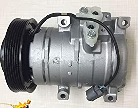 GOWE 10S17C AC A/C Aircon Air Conditioning Compressor Cooling Pump PV6 for Honda Accord 3.0L V6 Gas 03-07 38810-RDA-A01 4472204872