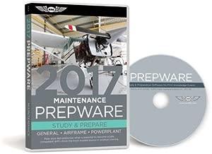 ASA AMT Genrl Airfrm & Powrplnt Prepware 2017