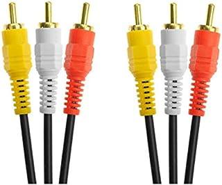 Suchergebnis Auf Für Cinch Kabel Aukson Cinch Kabel Kabel Elektronik Foto