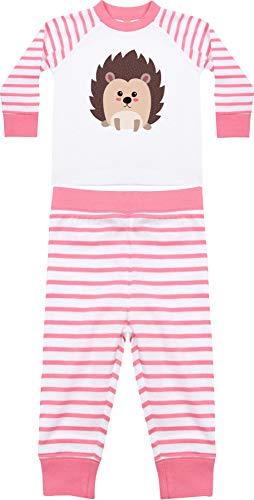 Kleckerliese Pyjama pour enfant avec motif animaux - - 18-24 mois