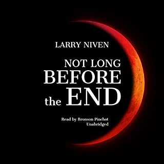 Not Long Before the End audiobook cover art