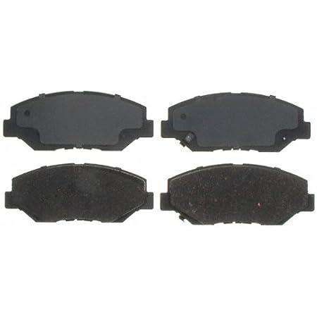 1 Pack Raybestos MGD1352CH Reliant Brake Pad Set