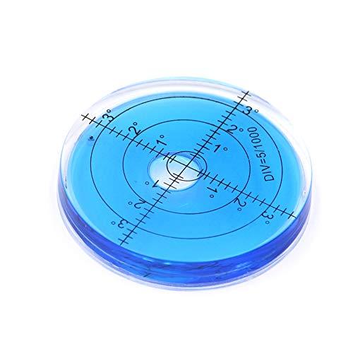 Nivel de burbuja de 66 mm, nivel de burbuja de nivel de burbuja Rv, aparatos de precisión, 2 mm