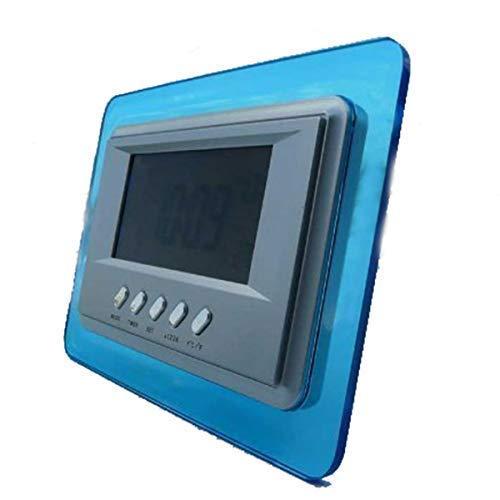 Cikuso LCD Numerique Voiture Tableau de Bord Bureau Date Heure Calendrier Horloge