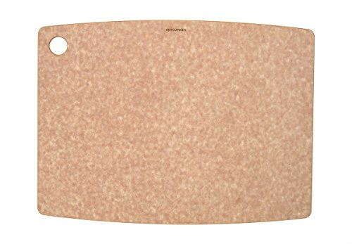 Epicurean Kitchen Series Cutting Board, 17.5-Inch × 13-Inch, Natural